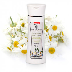 Organic Chamomile Baby Bath (66%+ Demeter) - 150 ml