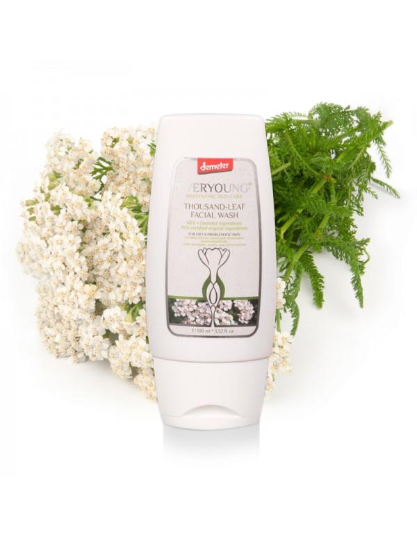 Thousand-Leaf Facial Wash (66%+ Demeter) - 100 ml