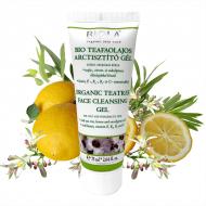 Organic Teatree Face Cleansing Gel - 75 ml