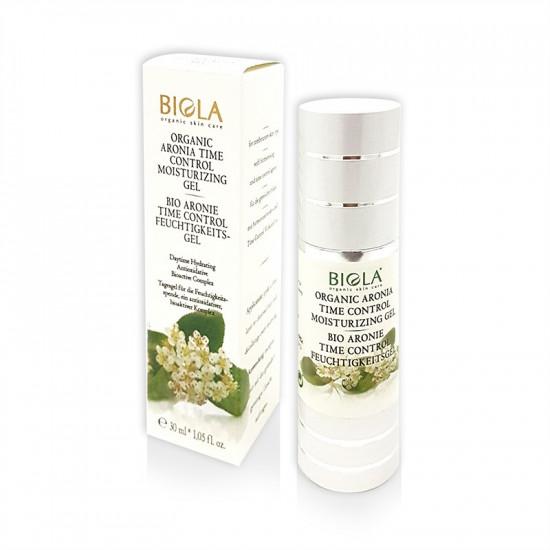 Organic Aronia Time Control Moisturizing Gel  - 30 ml