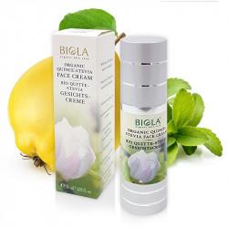 Organic Quince-Stevia Face Cream - 30 ml