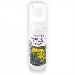 Nettle & Immortelle Shampoo Foam - 150 ml