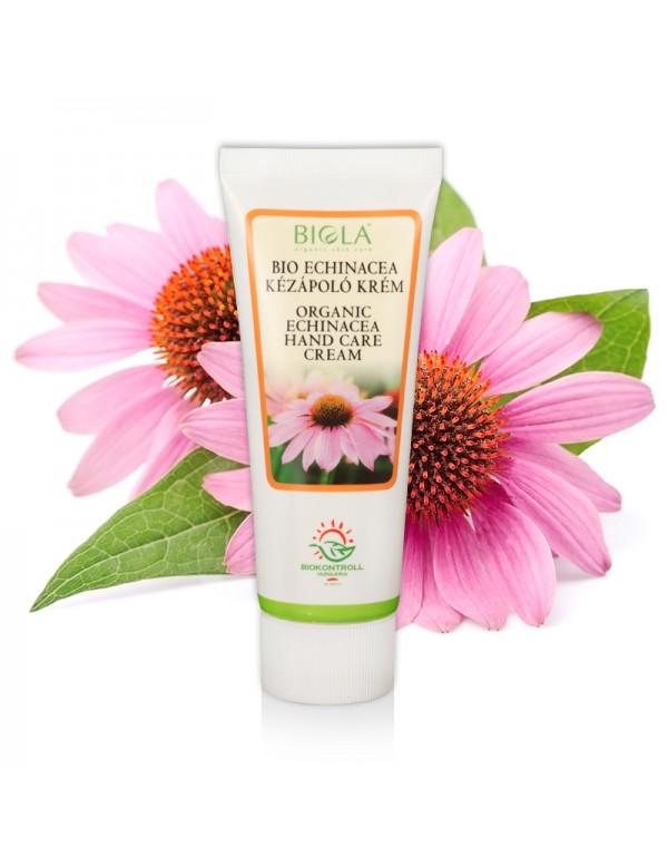 Organic Echinacea Hand Care Cream - 75 ml