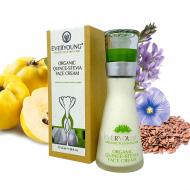Organic Quince-Stevia Face Cream - 50 ml