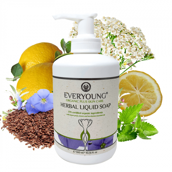 Herbal Liquid Soap  - 300 ml