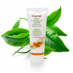 Reishi & Teatree Oil Toothpaste - 75 ml