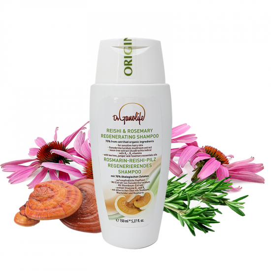 Rosemary-Reishi Regenerating Shampoo - 150 ml