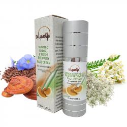 Organic Ginkgo & Reishi Recovery Face Cream (D...